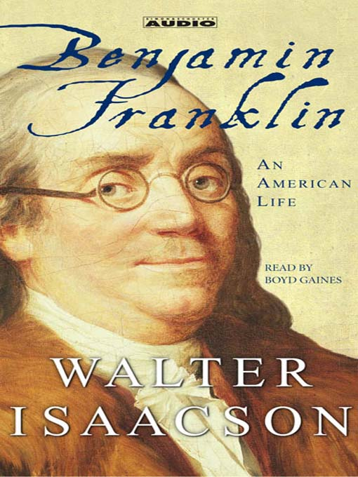 Benjamin Franklin (MP3): An American Life